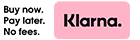 Buy NOW Pay LATER with KLARNA